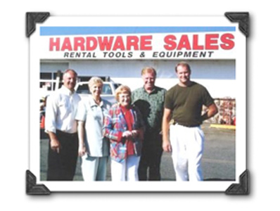 Hardware Sales Inc